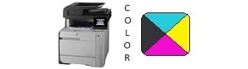 MFC Laser Farbe