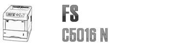 FS-C5016 N
