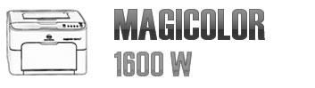 Magicolor 1600 W