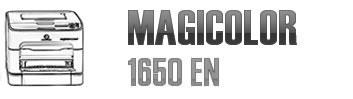 Magicolor 1650 EN