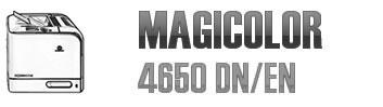 Magicolor 4650 DN/EN