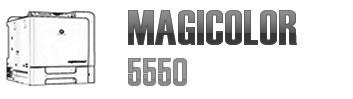 Magicolor 5550