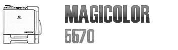 Magicolor 5570