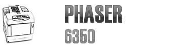 Phaser 6350