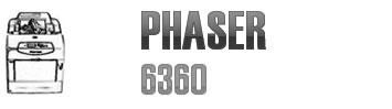 Phaser 6360