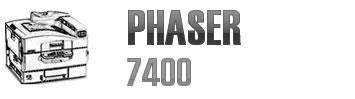 Phaser 7400